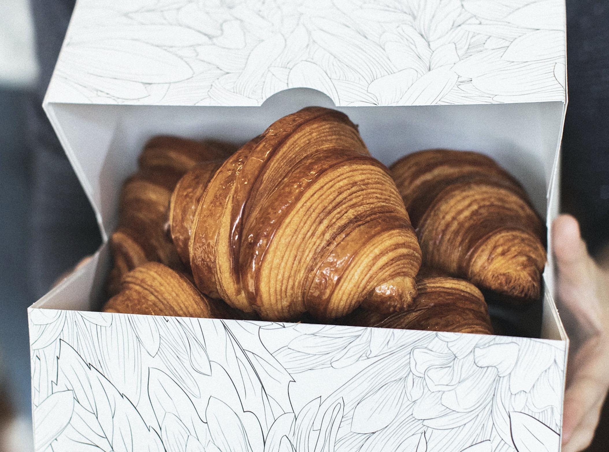 croissants mademoiselle colette