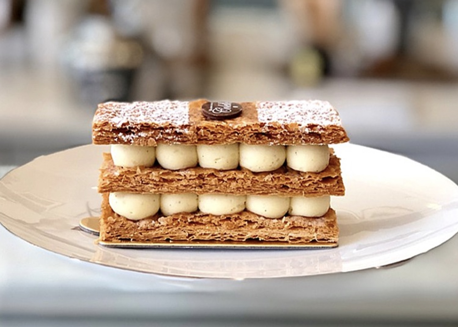 Mille Feuille Mademoiselle colette